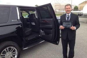 Photo #2: King's Limousine. Corporate Car Service. Airport/Hotel Transporation