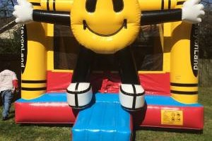 Photo #1: TONS OF FUN JUMPERS. TABLE AND CHAIR RENTALS AND CHARACTER THEME...