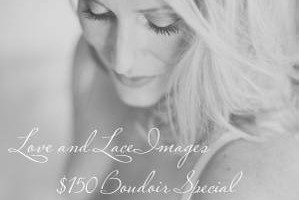 Photo #1: Love and lace boudoir