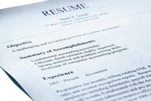 Photo #1: Looking for a new job? Need a competitive resume? Call us to help!