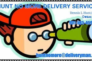 Photo #1: Hunt No More Delivery Service