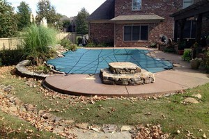 Photo #1: Swimming Pool -Closing/ Safety Covers