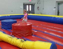 Photo #3: Book your inflatable bounce, slide or waterslide with us!!!!