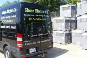 Photo #4: HVAC-HVAC + LICENSED ELECTRICIAN. Home Electric Co.