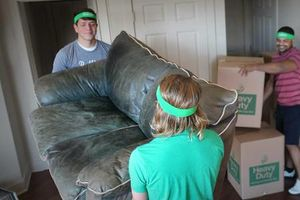Photo #4: Moving Help, On-Demand: $80/hr for two Bellhops, fully insured.