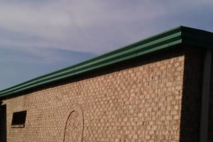Photo #1: Gutter, re-roofs, new construction, chimneys, flashing