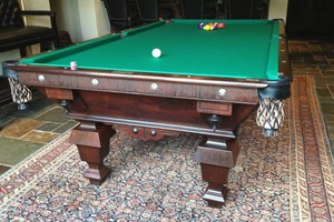 Photo #3: Pool Table Moving & Service