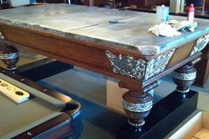 Photo #1: Pool Table Moving & Service