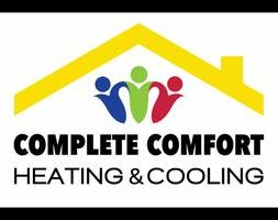 Photo #1: Complete Comfort Heating and Cooling