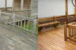 Photo #2: King's Power washing/Outdoor maintenance