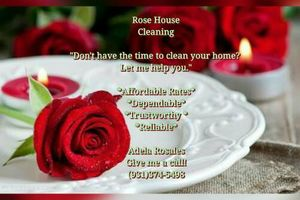 Photo #1: Rose House Cleaning