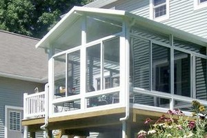 Photo #3: DECKPROS. PAINTING, DRYWALL, FRAMING...
