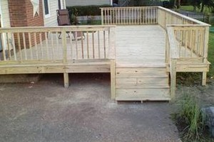Photo #5: DECKS BY BEST PRICED HANDYMAN