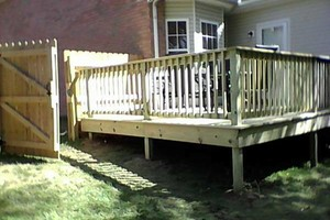 Photo #4: DECKS BY BEST PRICED HANDYMAN