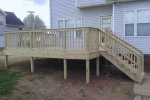 Photo #3: DECKS BY BEST PRICED HANDYMAN