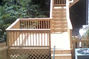 Photo #2: DECKS BY BEST PRICED HANDYMAN