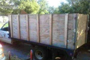 Photo #1: BIIGG TRUCK - TRASH & JUNK REMOVAL & CLEAN - OUTS