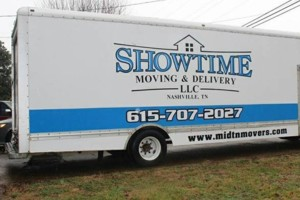 Photo #1: SHOWTIME Moving and Deliver