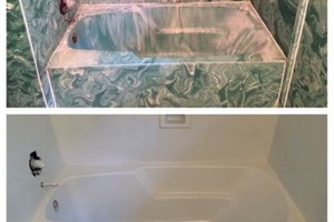 Photo #18: Surface Solutions. Bathtub, Tile & Countertop refinishing