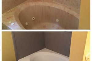 Photo #16: Surface Solutions. Bathtub, Tile & Countertop refinishing