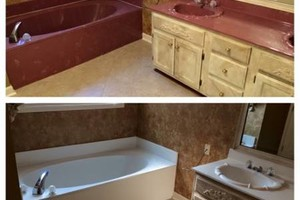 Photo #9: Surface Solutions. Bathtub, Tile & Countertop refinishing