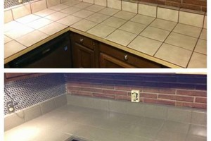 Photo #7: Surface Solutions. Bathtub, Tile & Countertop refinishing
