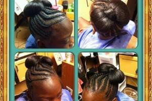 Photo #12: HEALTHY NATURAL HAIR, BRAIDS & WEAVES. NAPTURAL HAIR STUDIO!