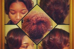 Photo #9: HEALTHY NATURAL HAIR, BRAIDS & WEAVES. NAPTURAL HAIR STUDIO!