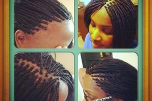 Photo #2: HEALTHY NATURAL HAIR, BRAIDS & WEAVES. NAPTURAL HAIR STUDIO!