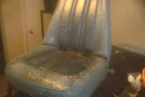 Photo #5: Headliners, seat repairs and upholstery needs