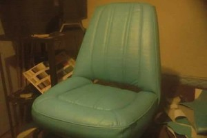 Photo #6: Headliners, seat repairs and upholstery needs