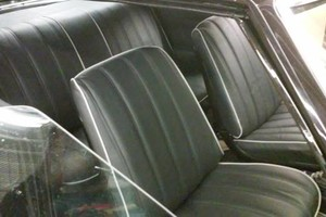 Photo #7: Headliners, seat repairs and upholstery needs