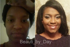 Photo #6: Full face makeup services