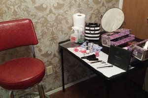 Photo #4: Full face makeup services