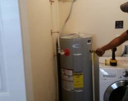 Photo #1: $75 DRAIN CLEANING AND PLUMBER