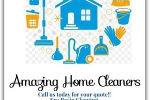 Photo #1: Amazing Ellen's Home Cleaners - cleaning & organizing