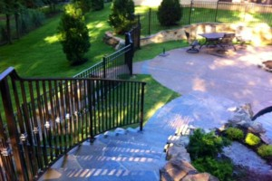 Photo #20: Leisure Scapes. HARDSCAPES & LANDSCAPING