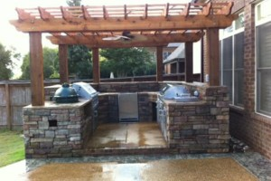 Photo #15: Leisure Scapes. HARDSCAPES & LANDSCAPING