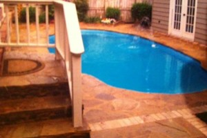 Photo #14: Leisure Scapes. HARDSCAPES & LANDSCAPING