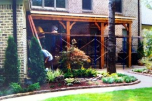 Photo #9: Leisure Scapes. HARDSCAPES & LANDSCAPING