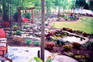 Photo #7: Leisure Scapes. HARDSCAPES & LANDSCAPING