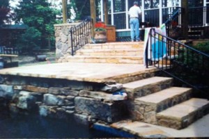 Photo #4: Leisure Scapes. HARDSCAPES & LANDSCAPING
