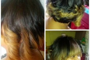 Photo #3: GREAT PRICES - braids, sew ins, crochet, quick weaves