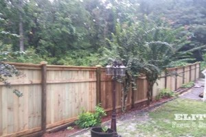 Photo #9: Elite Fence and Decks Installation