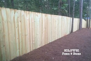 Photo #3: Elite Fence and Decks Installation