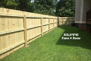 Photo #2: Elite Fence and Decks Installation