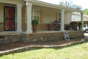 Photo #2: Andino Masonry. Experienced Mason +15 yrs / All Stone, Brick, and Tile