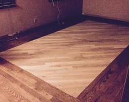 Photo #3: Mark Grisham Hardwood Flooring