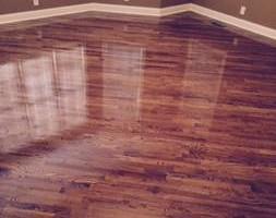 Photo #1: Mark Grisham Hardwood Flooring
