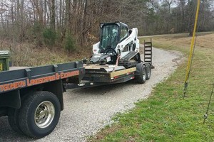 Photo #1: Montgomery Landscaping & Excavation